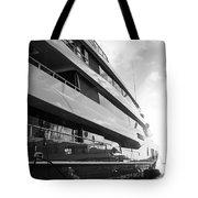 Super Yacht Tote Bag