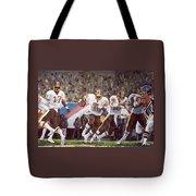 Superbowl Xii Tote Bag