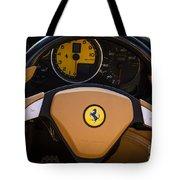 Supercar Dash Tote Bag