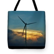 Supercell Windmill Tote Bag