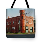 Superior Fire House Tote Bag