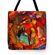 Our Savior Cometh Tote Bag