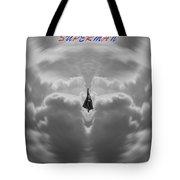 Superman Tote Bag by Dan Sproul