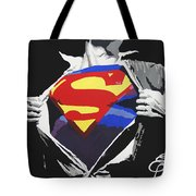 Superman Tote Bag