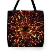 Supernova Tote Bag by Christopher Gaston