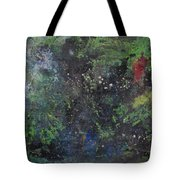 Supernova Number Three Tote Bag