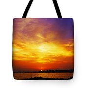 Supersaturated Solution Tote Bag
