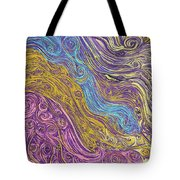 Superstring Aflowing Tote Bag
