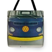 Superwagon Tote Bag
