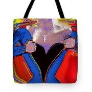 Superwoman Tote Bag