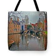 Supper Time Tote Bag