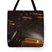 Supply Wars Tote Bag