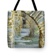 Supporting The Walls Tote Bag