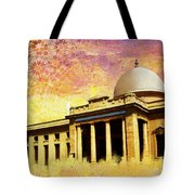 Supreme Court Karachi Tote Bag by Catf