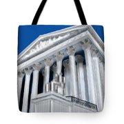 Supreme Court Tote Bag