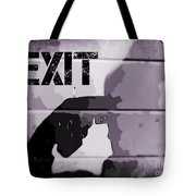 Sure Signs Of Depression Tote Bag