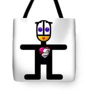 Surely Valentine Tote Bag