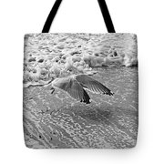 Surf And Wings Tote Bag