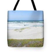 Surf Beach Lompoc California 4 Tote Bag