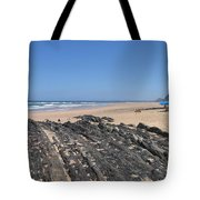 Surf Beach Portugal Tote Bag