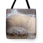 Surf Bubbles Tote Bag