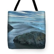 Surf Statues Tote Bag