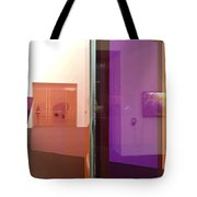 Surface And Reflection Tote Bag
