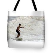 Surfer 0803b-2 Tote Bag