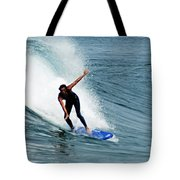 Surfer 1 Tote Bag
