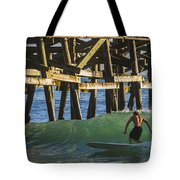 Surfer Dude 1 Tote Bag
