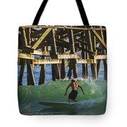 Surfer Dude 3 Tote Bag