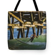 Surfer Dude 4 Tote Bag