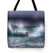 Surfing In The Usa V10 Tote Bag