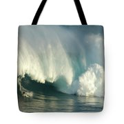 Surfing Jaws 1 Tote Bag