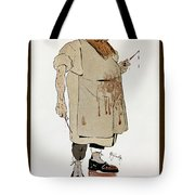 Surgeon: Caricature, 1906 Tote Bag