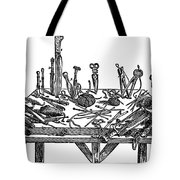 Surgical Instruments, 1567 Tote Bag