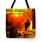 Surprise Indy Tote Bag