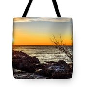 Surprise Sunrise Tote Bag