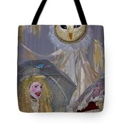 Surprise Two Tote Bag
