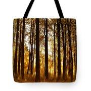 Surreal Autumn Tote Bag