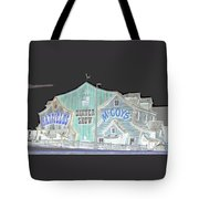 Surreal Hatfields And Mccoys  Tote Bag
