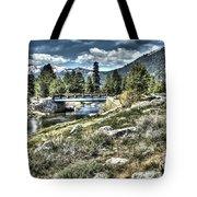 surreal Hope Valley Tote Bag