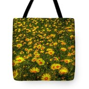 Surreal Spring Tote Bag