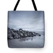 Surrender To The Sea Tote Bag
