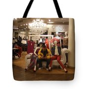 Surrounded By Beauties Tote Bag