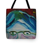 Surrounded By Seven Cats Tote Bag