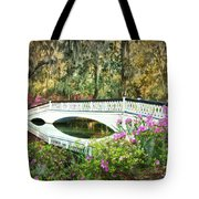 Surrounded By Spring Tote Bag