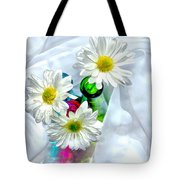 Surrounded In Love Tote Bag