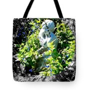 Surrounded With A Wreath Of Love Tote Bag