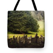 Surrounding The Pasture Tote Bag